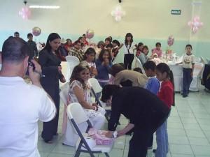 Baby shower en Zacatecas