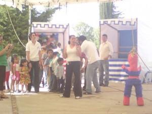 Fiestas infantiles en Zacatecas
