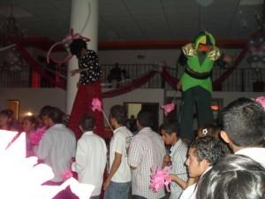 XV Años en Zacatecas